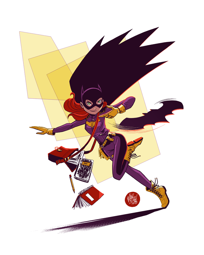 Image of Batgirl of Burnside