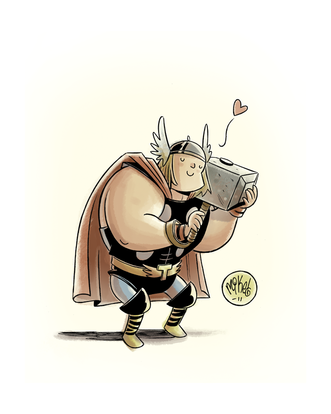 Image of Thor Luv