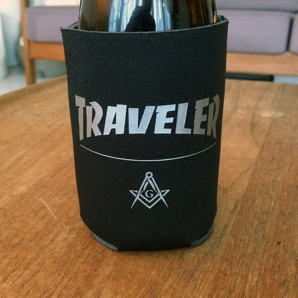 Image of Traveler insulated beverage holder