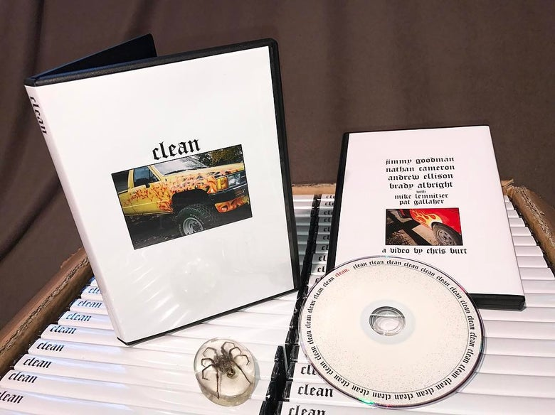 Image of clean DVD