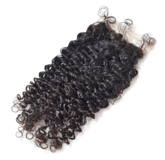Image of Princess Curly Lace Closure