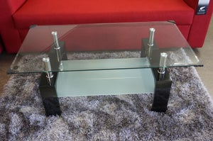 Image of Small Black Coffee Table