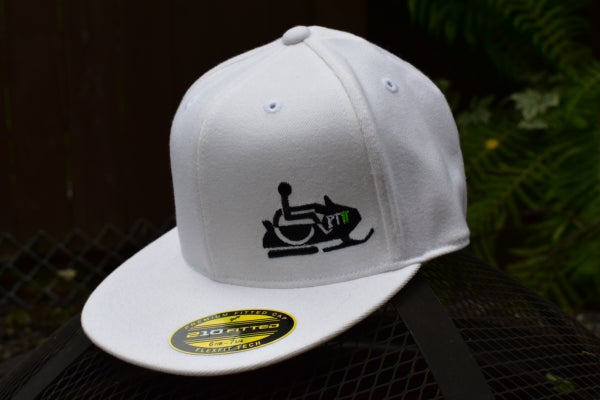 Image of PT11 white snapback