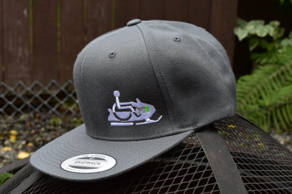 Image of PT11 grey snapback
