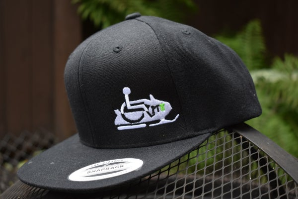 Image of PT11 black snapback