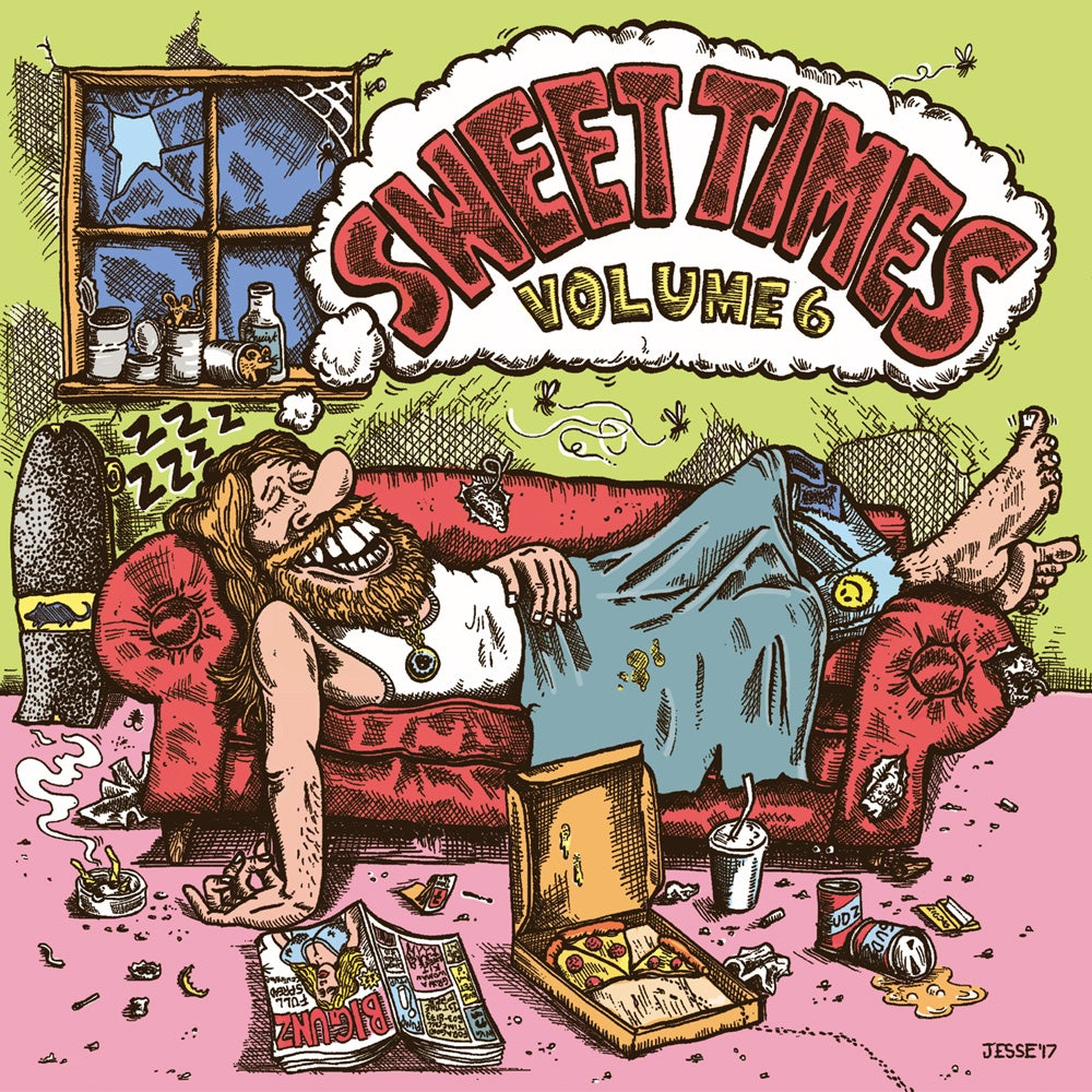 "Image of VA 'SWEET TIMES - Volume 6' 7"" Vinyl"