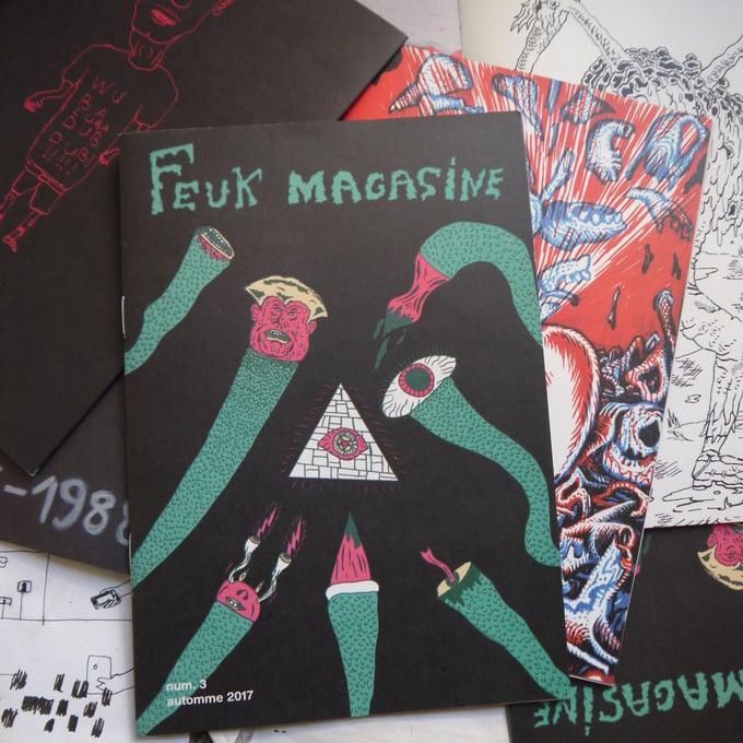 Image of FEUK MAGASINE num. 3