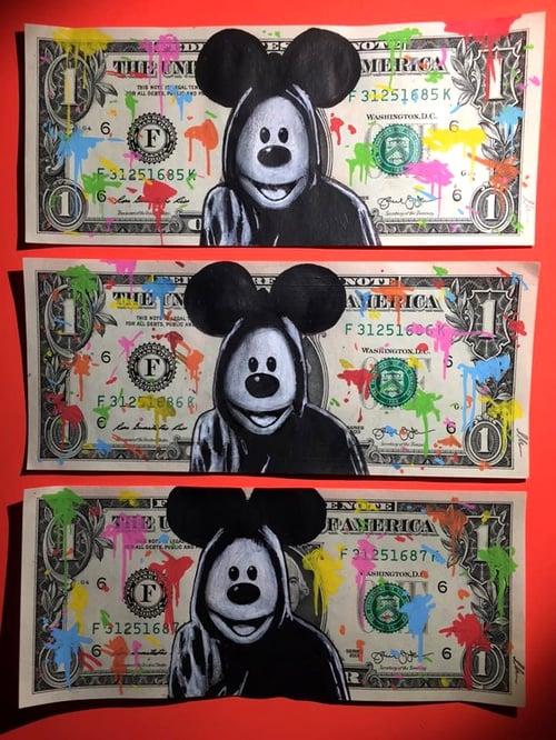 Image of Funny Money Money Art