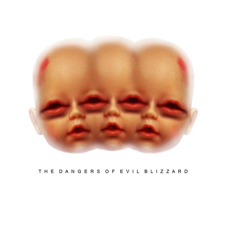 Image of The Dangers Of Evil Blizzard CD