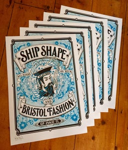 Ship Shape & Bristol Fashion A2 & A3