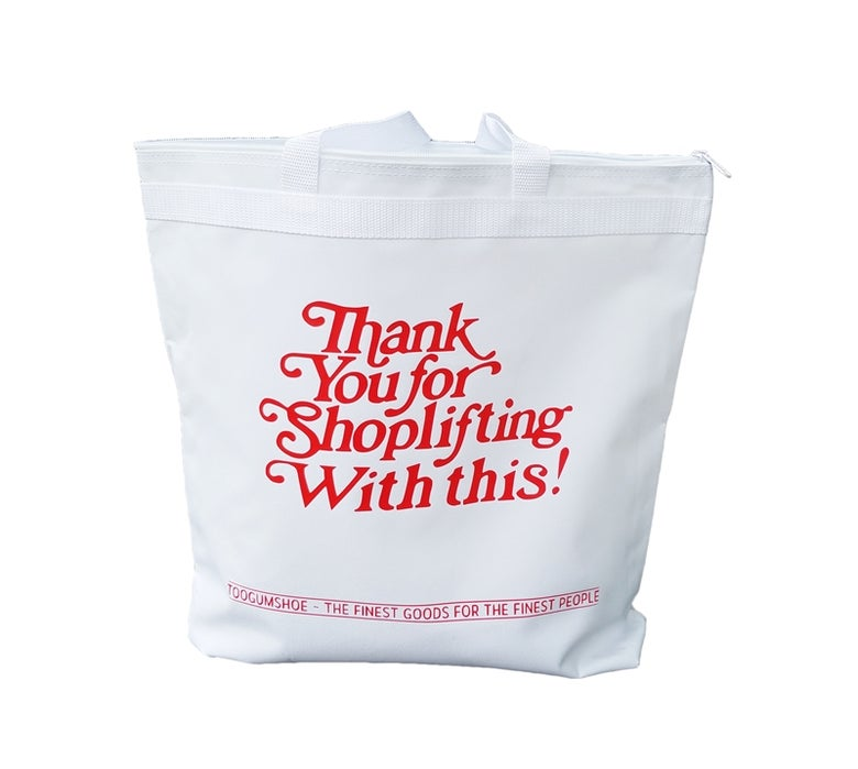 Image of Shoplifters Unite Bag