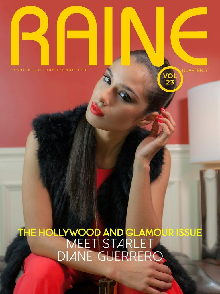 Image of Volume 23 - The Hollywood and Glamour issue