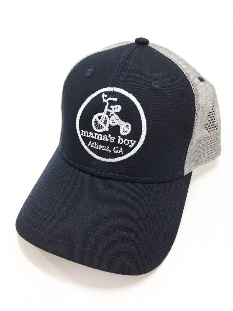 Image of Mama's Boy Trucker Hat
