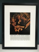 Image of What Sort of Man Reads Playboy? Original 1969 Advertisement