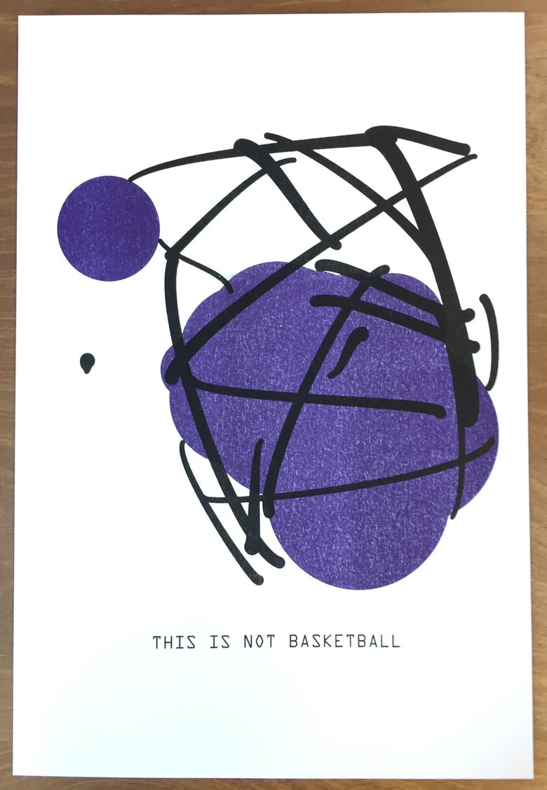 Image of The Treachery of ImageNet: Basketball
