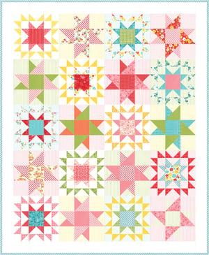 Image of Secret Sauce Quilt Pattern