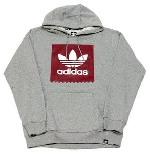Image of Grey Solid Hoodie