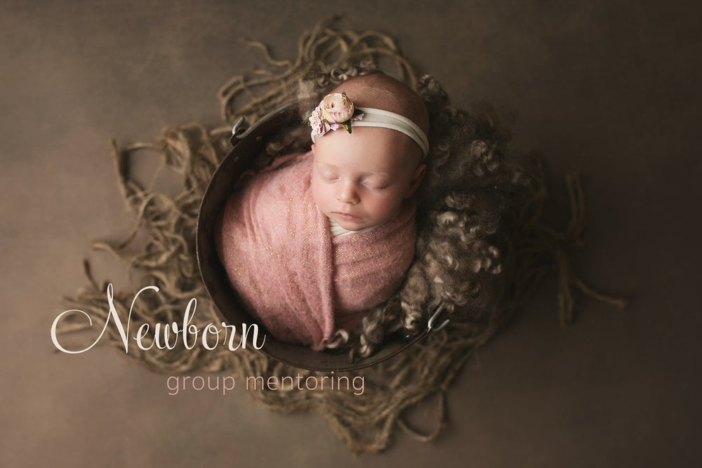 Image of Gold Coast/Brisbane 6 Hr Group Newborn Workshop