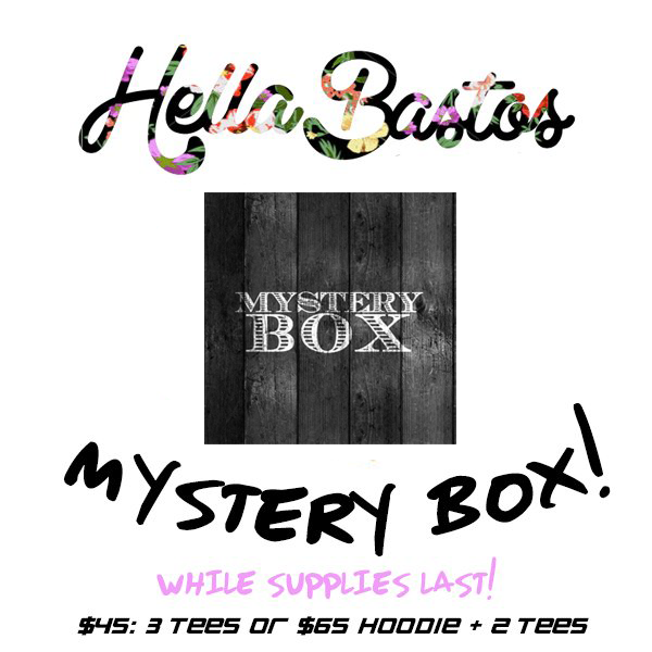 Image of HB Mystery Box!