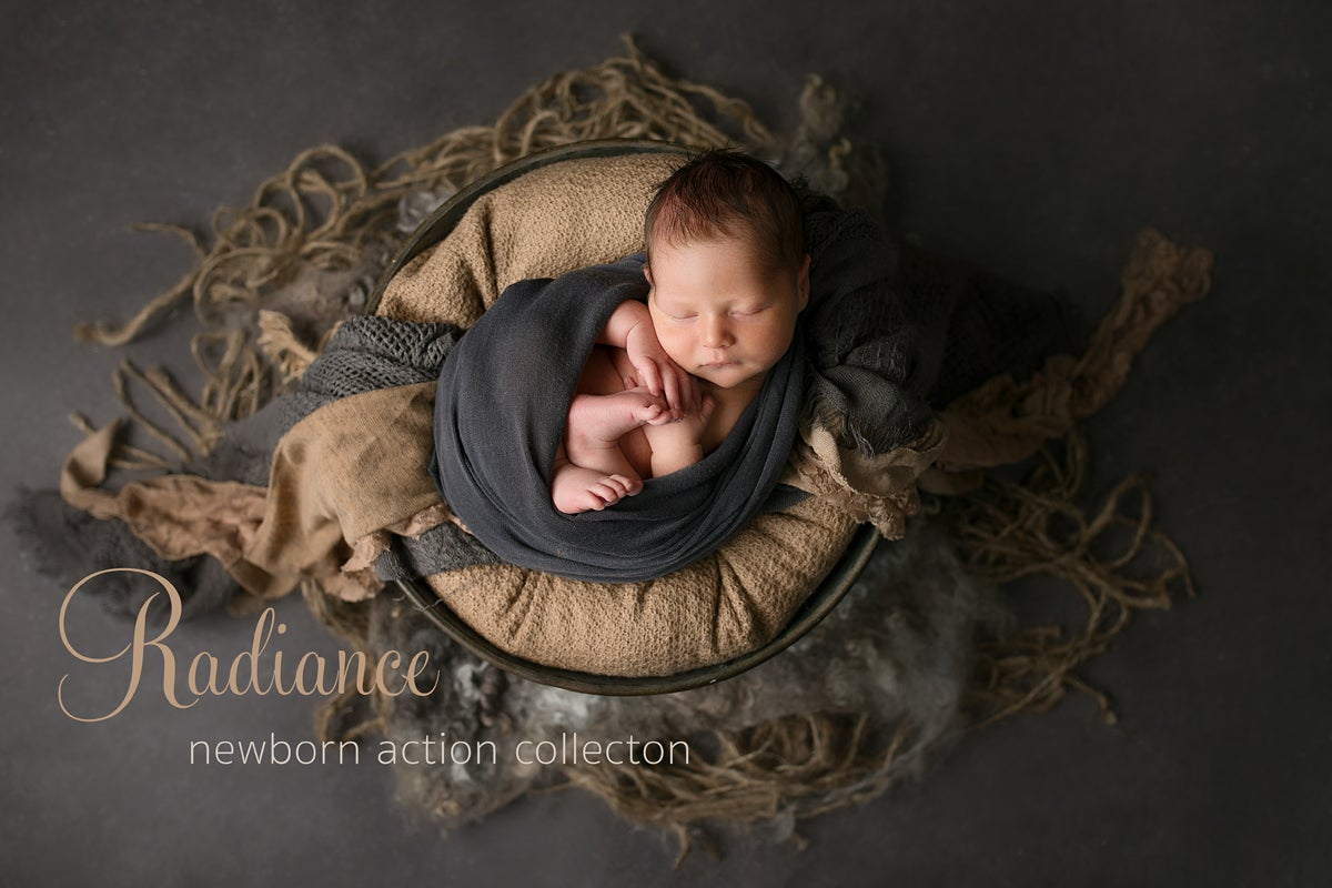 Image of CMM Radiance Newborn Action Collection