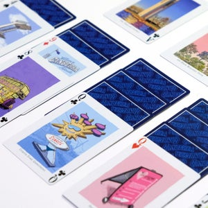 Image of Canberra Playing Cards