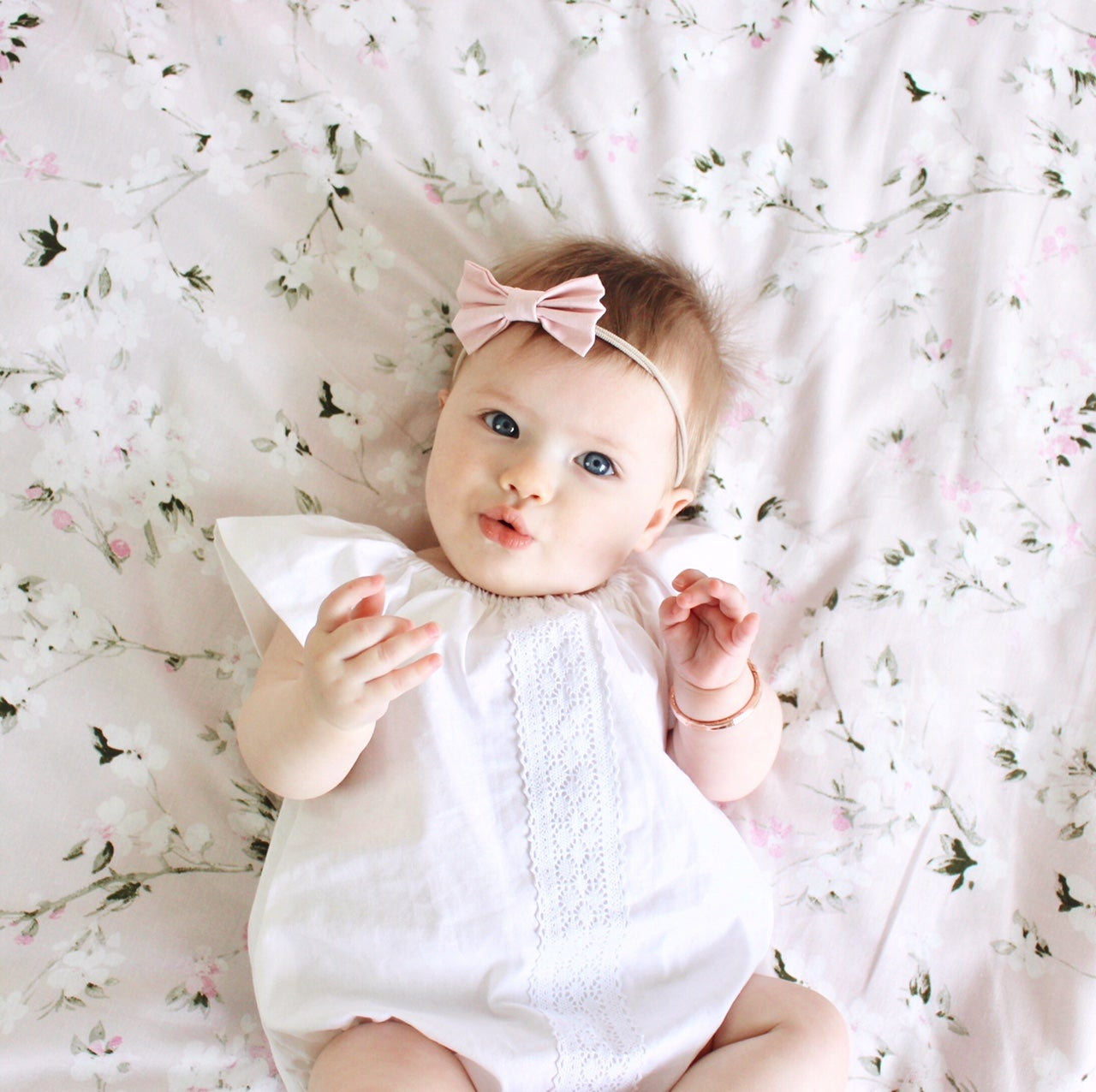 Image of White Luxe Romper