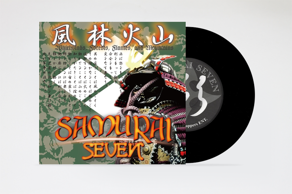 Image of DJ Shin - Samurai SEVEN (Rare)