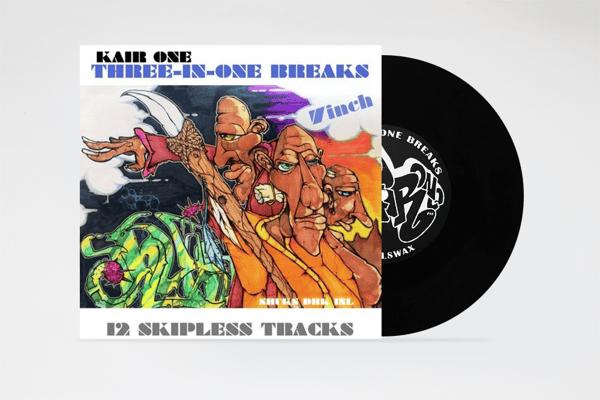 "Image of Three-in-One Breaks by Kair One 7"""