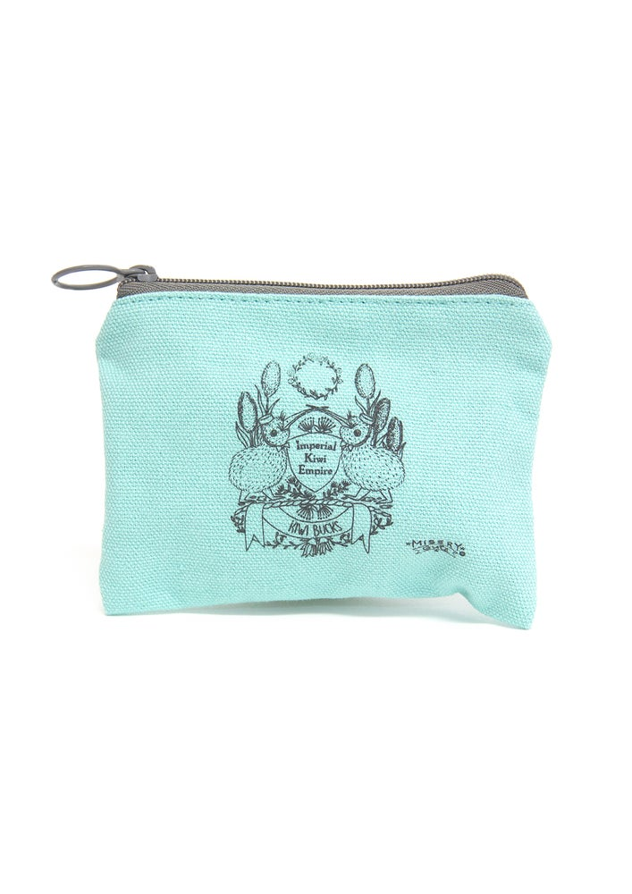 Image of Imperial Kiwi Empire Money Pouch - Kiwi Bucks