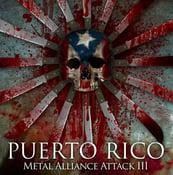 Image of Puerto Rico Metal Alliance Attack III