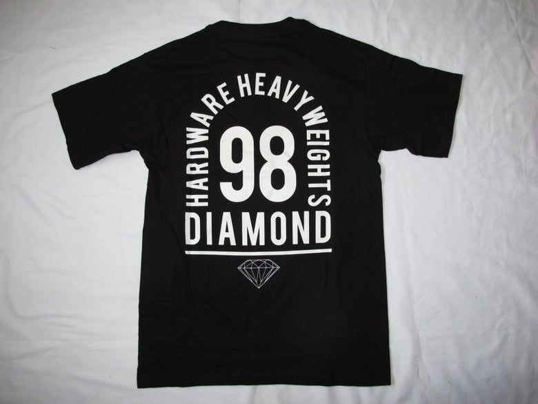 Image of Diamond Supply Co. - Access Tee (Black)