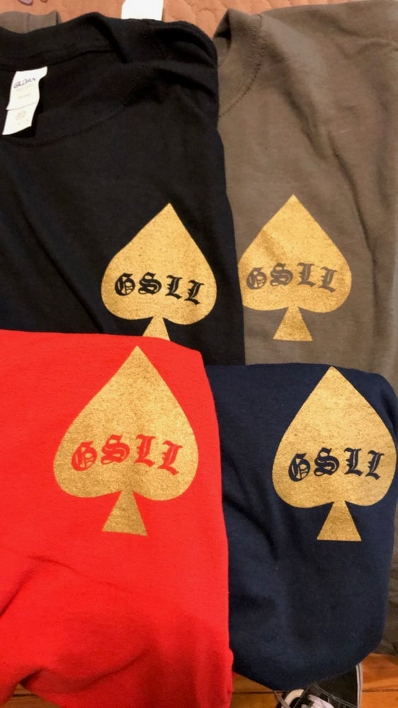 Image of GSLL Worldwide Massive Shirt