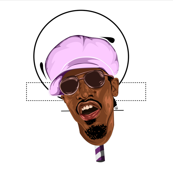 Image of 3 STACKS Print