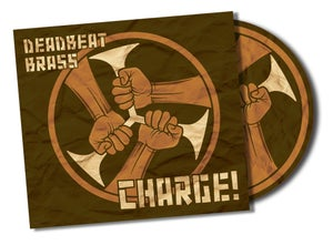 Image of Deadbeat Brass Album - CHARGE!