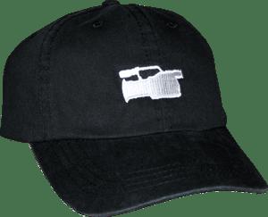 Image of SK8RATS VX1000 Hat Black