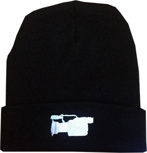 Image of SK8RATS VX1000 Beanie Black
