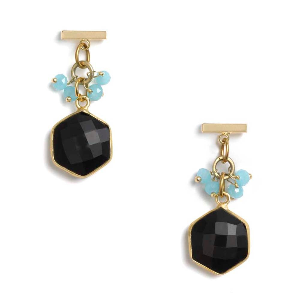 Image of NIGHTFALL EARRINGS