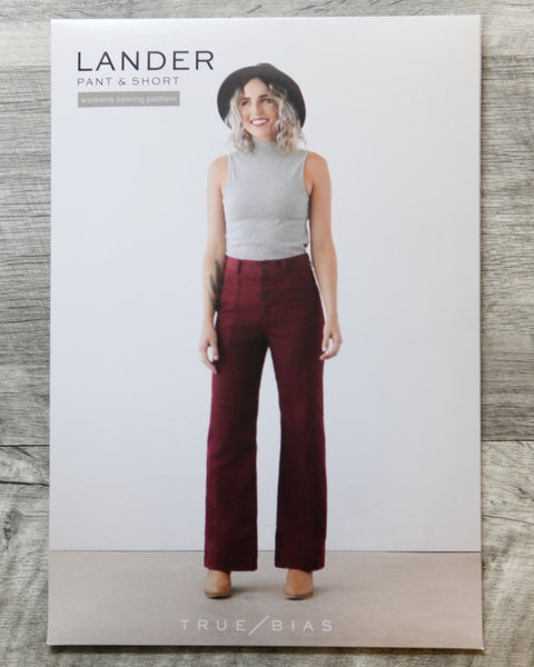 Image of LANDER PANT & SHORT (PAPER)