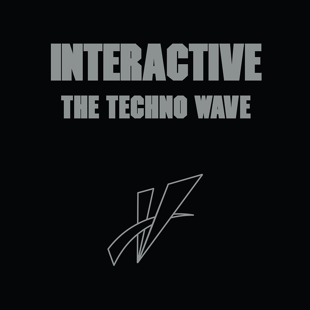 """Image of Interactive - The Techno Wave 12"""""""