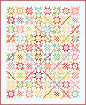 Image of Inheritance Quilt Pattern