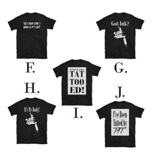 Image of Tatted Threads Shirts