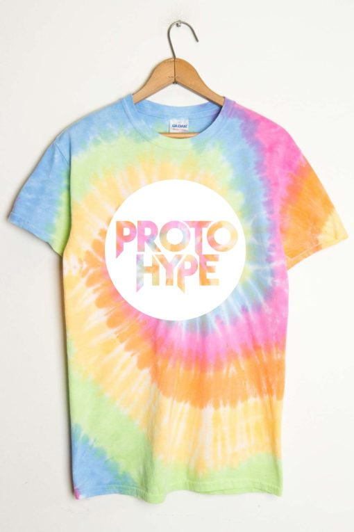 Image of Protohype Tie Dye T-Shirt