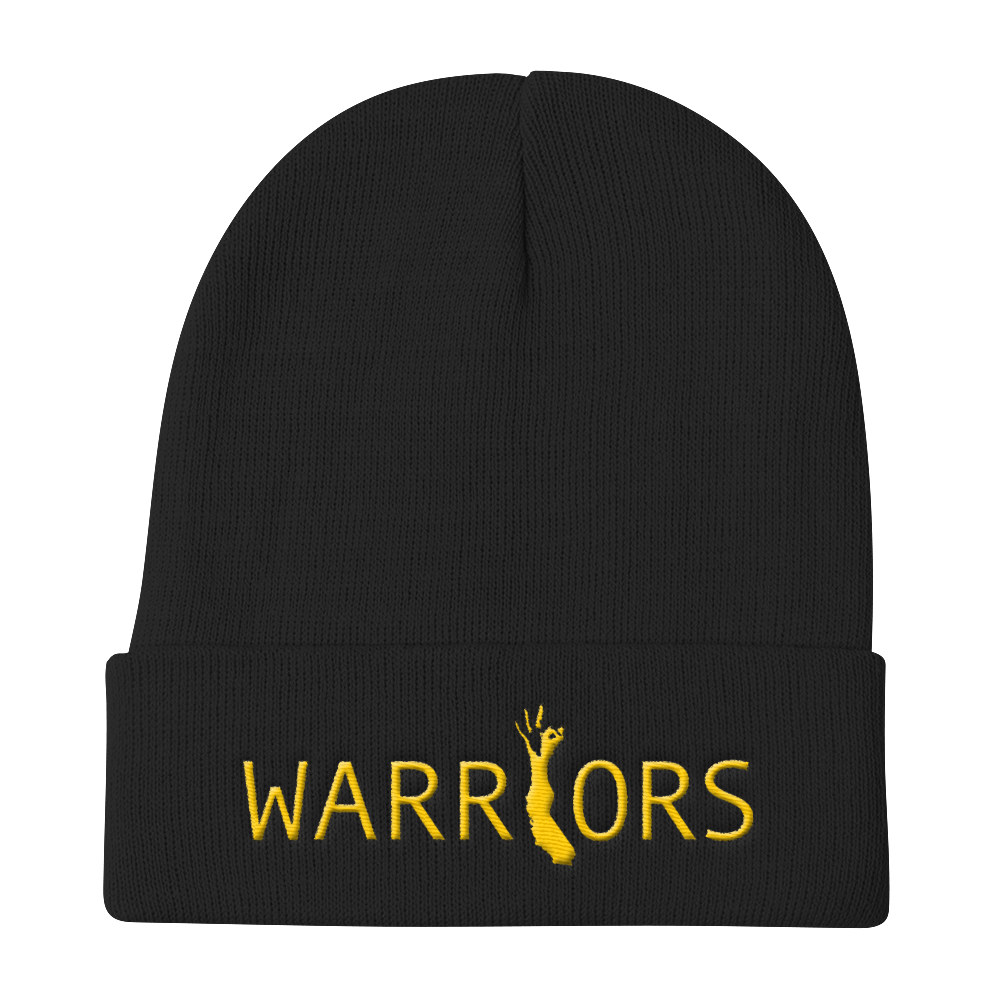 Image of Warriors - beanie