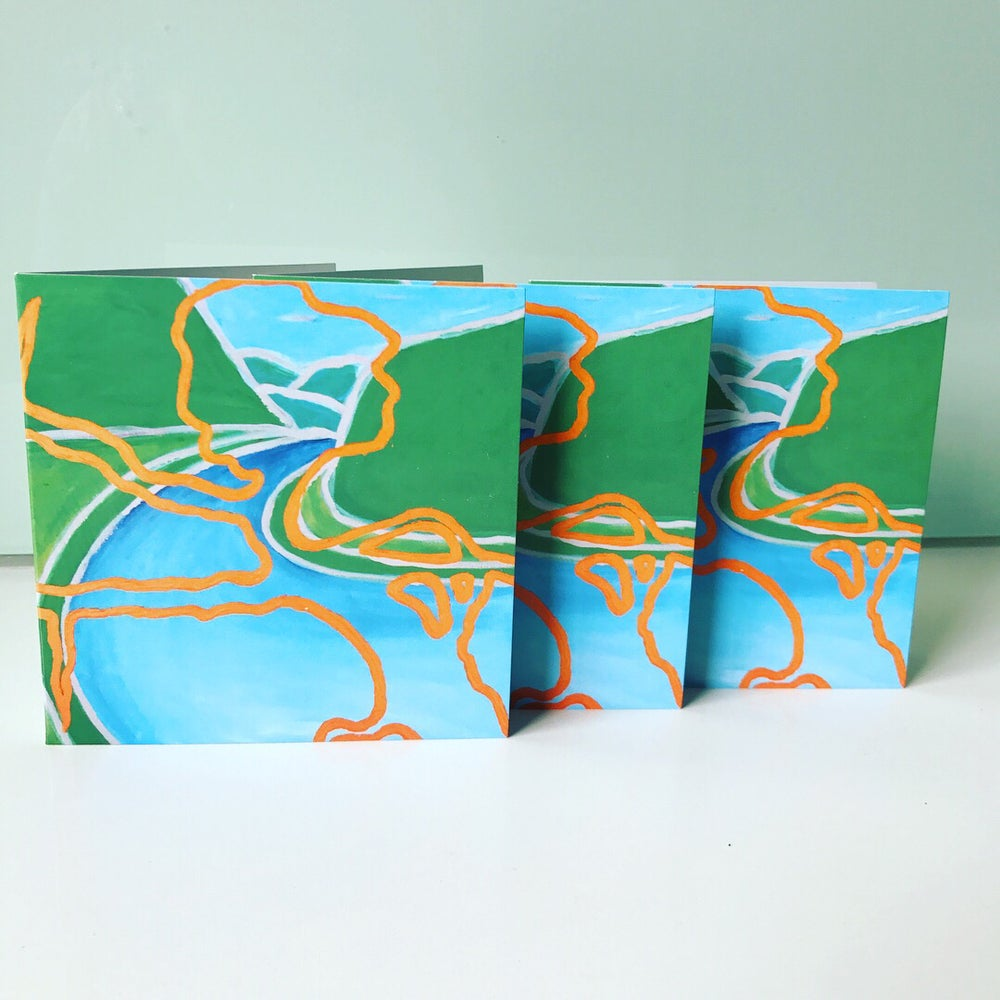 Image of Mapping Biirrinba 3 pack Cards