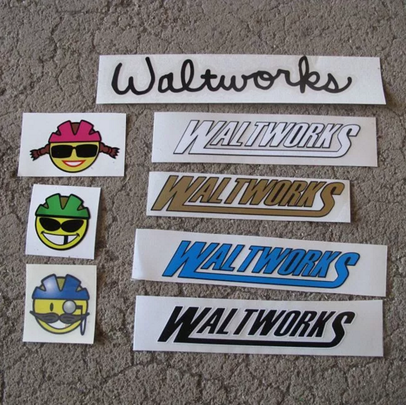 Image of Waltworks Decal Kit