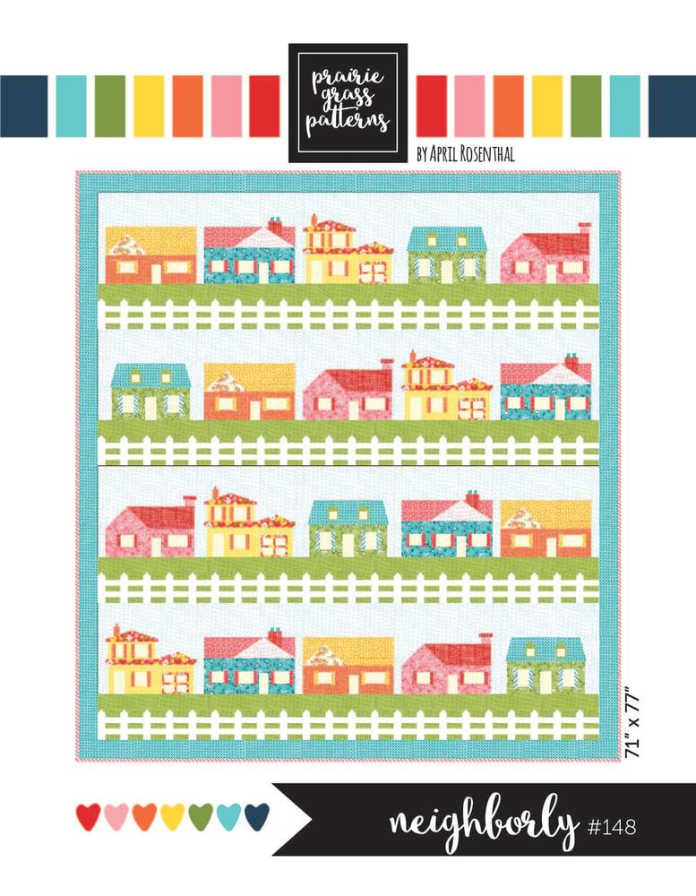 Image of Neighborly Pattern