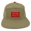 5-Panel Thinking Cap (Khaki)