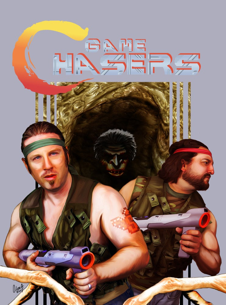 Image of The Game Chasers Season 2 DVD