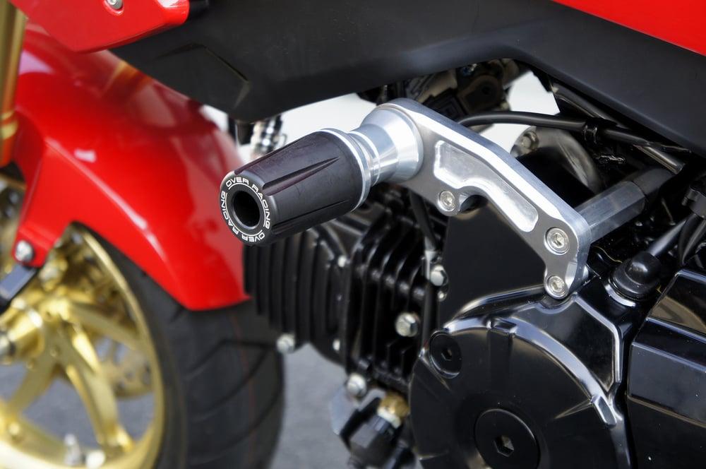 Image of OVER Racing Engine Slider for Honda Grom