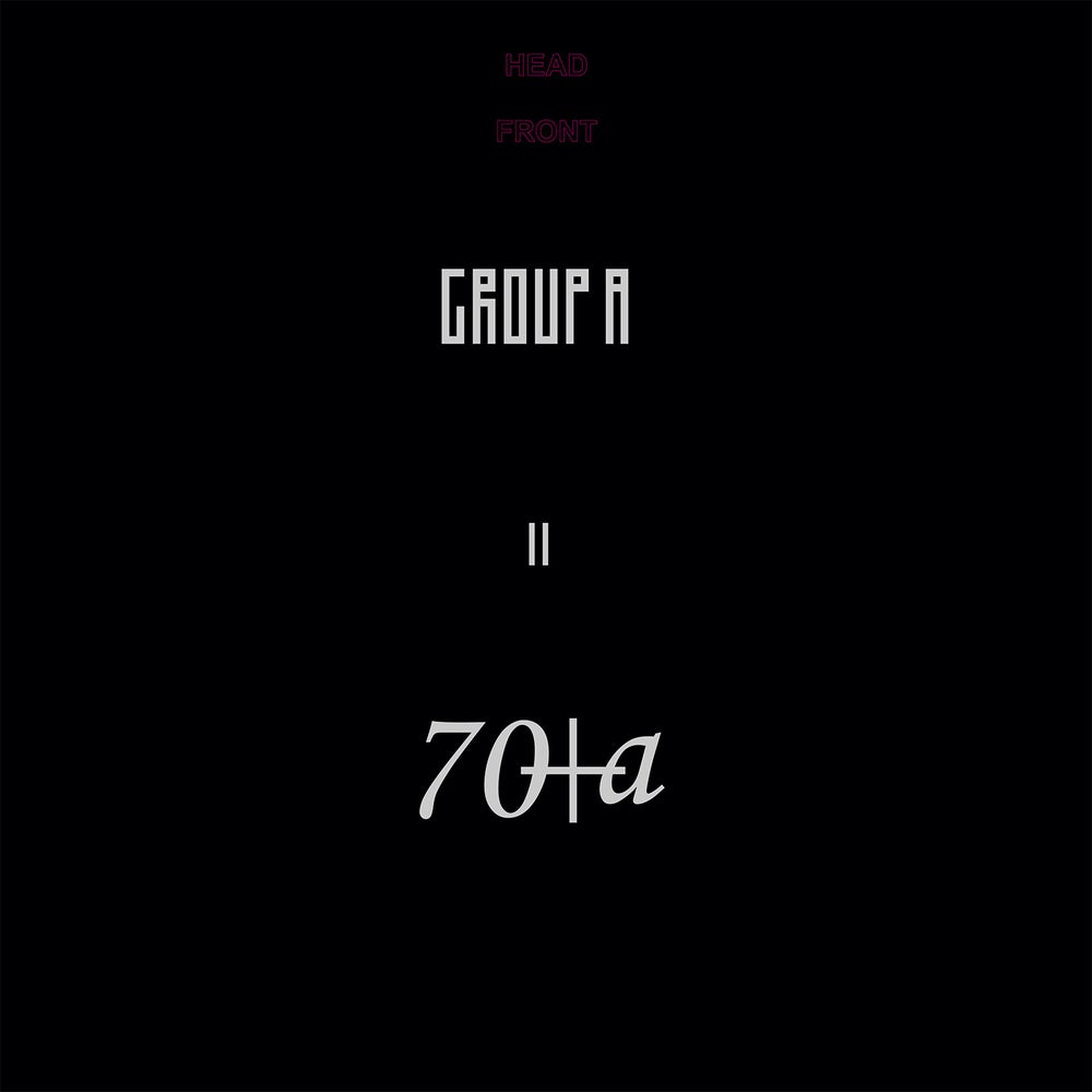 Image of group A - 70 + a = LP